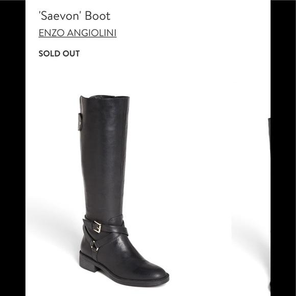Enzo Angiolini Shoes - Enzo Angiolini Knee-High Boots